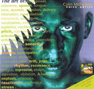 cd voice cover