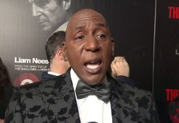 "The Commuter: Colin McFarlane ""Conductor Sam"" World Premiere Movie Interview"